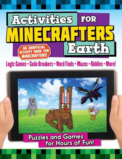 Sky Pony Activities for Minecrafters: Earth