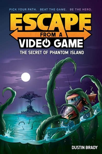 Andrews McMeel Publishing Escape from a Video Game (Book 1)