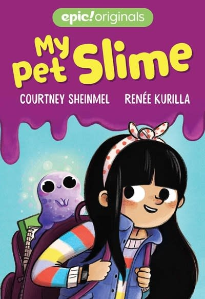 Andrews McMeel Publishing My Pet Slime 01