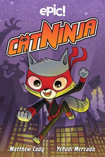 Andrews McMeel Publishing Cat Ninja 01