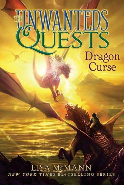 Aladdin Unwanteds Quests 04 Dragon Curse