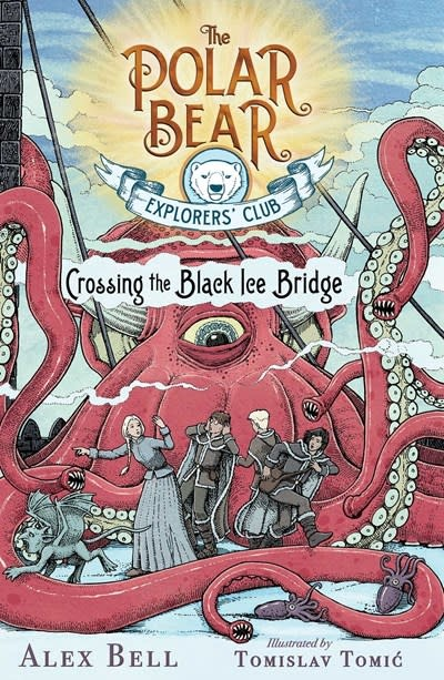 Simon & Schuster Books for Young Readers Crossing the Black Ice Bridge 03