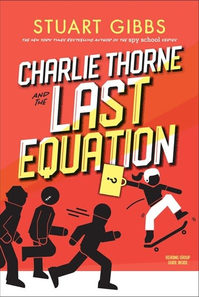 Simon & Schuster Books for Young Readers Charlie Thorne and the Last Equation