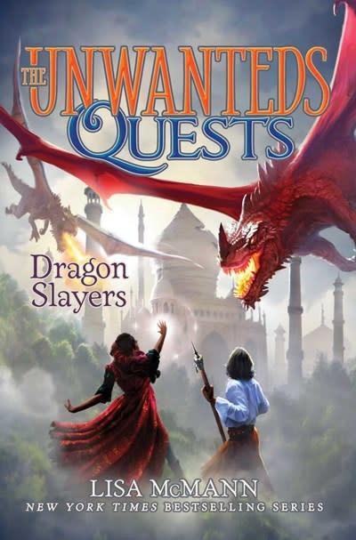Aladdin Unwanteds Quests 06 Dragon Slayers