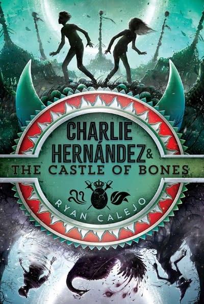 Aladdin Charlie Hernandez & the Castle of Bones
