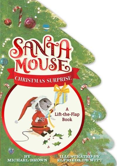Little Simon Santa Mouse Christmas Surprise