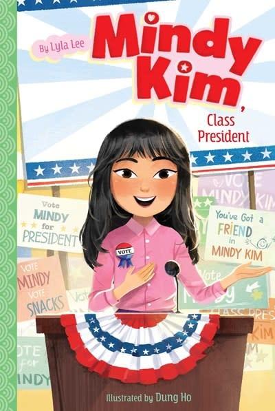 Aladdin Mindy Kim, Class President