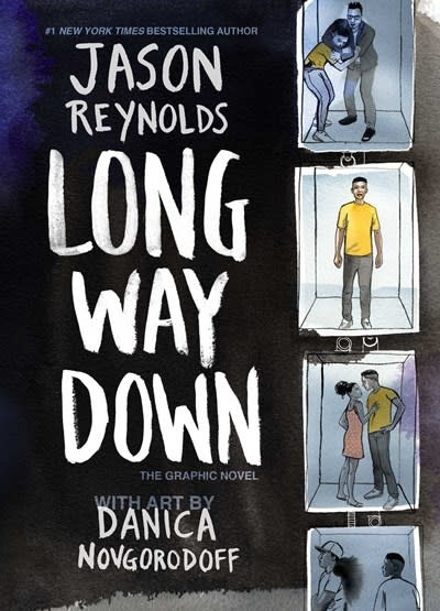Atheneum/Caitlyn Dlouhy Books Long Way Down [Graphic Novel]