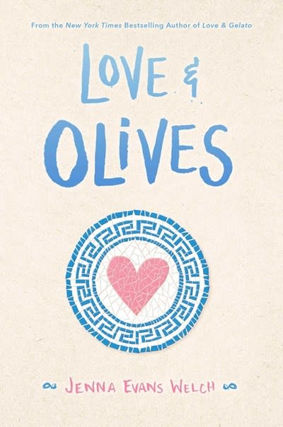 Simon & Schuster Books for Young Readers Love & Olives