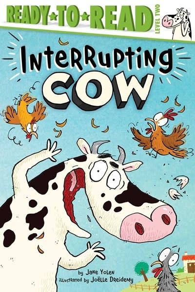 Simon Spotlight Interrupting Cow (Ready-to-Read, Lvl 2)