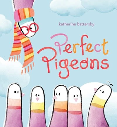 Margaret K. McElderry Books Perfect Pigeons
