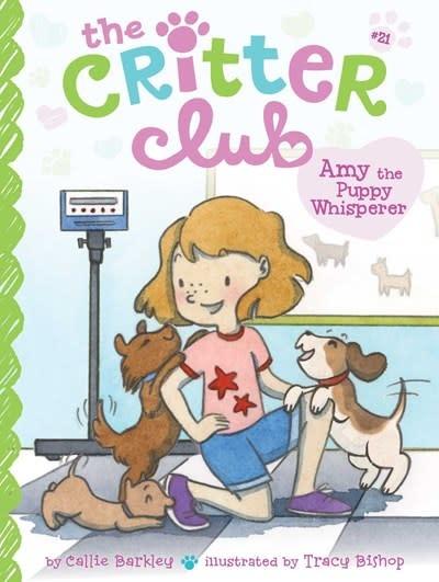 Little Simon Critter Club: Amy the Puppy Whisperer