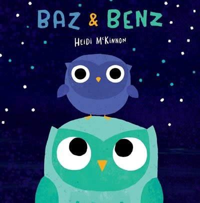 Simon & Schuster Books for Young Readers Baz & Benz