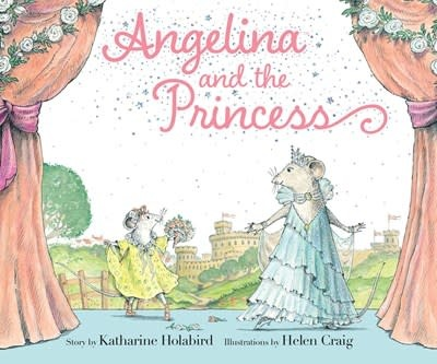 Little Simon Angelina and the Princess