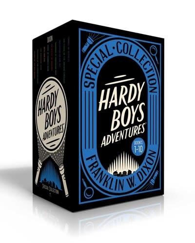 Aladdin Hardy Boys Adventures Special Collection
