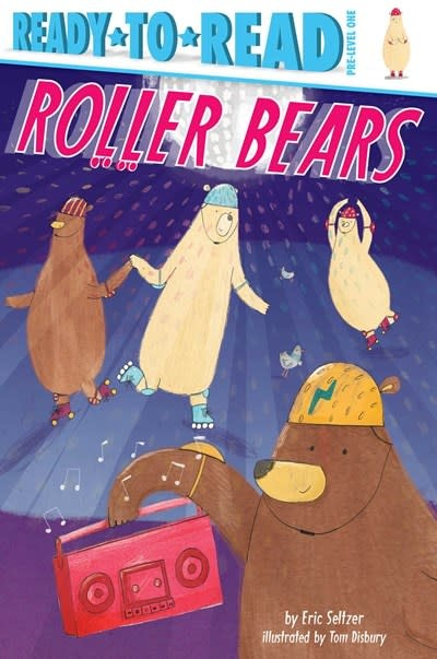 Simon Spotlight Roller Bears