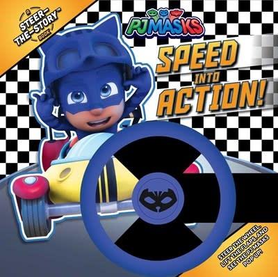 Simon Spotlight Speed into Action!