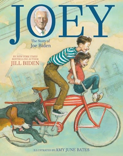 Simon & Schuster/Paula Wiseman Books Joey: The Story of Joe Biden