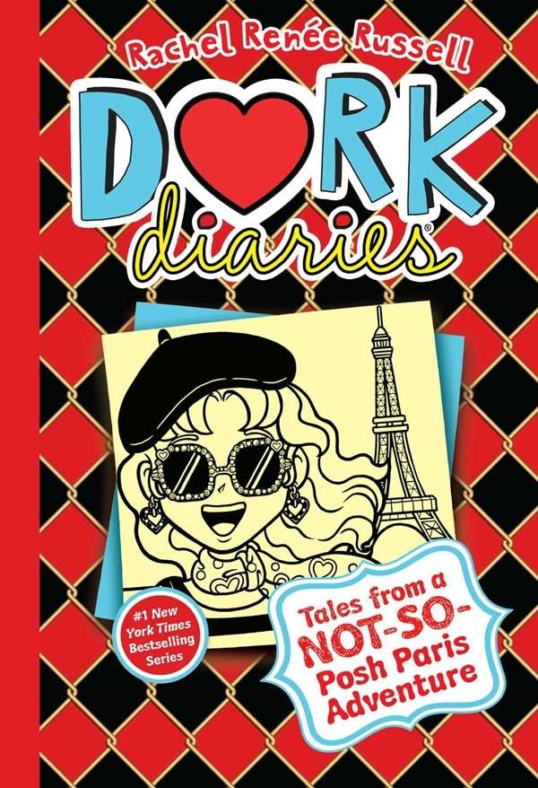 Aladdin Dork Diaries 15