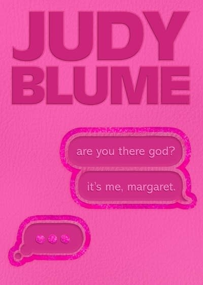 Atheneum Books for Young Readers Are You There God? It's Me, Margaret.