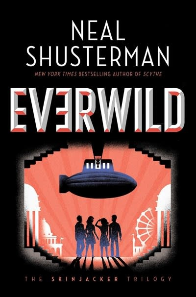 Simon & Schuster Books for Young Readers Everwild