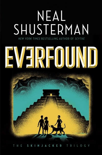 Simon & Schuster Books for Young Readers Everfound