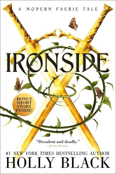 Margaret K. McElderry Books Ironside