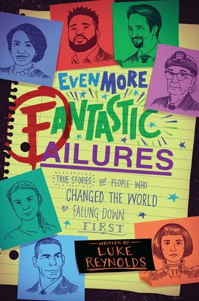 Aladdin/Beyond Words Even More Fantastic Failures: ...Change the World by Falling Down First