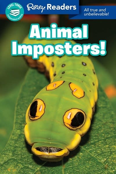 Ripley Publishing Ripley Readers LEVEL3 Animal Imposters!