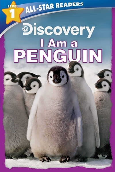 Silver Dolphin Books Discovery Leveled Readers: I Am a Penguin Level 1