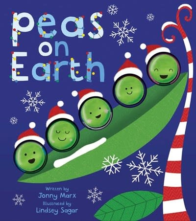 Silver Dolphin Books Peas on Earth
