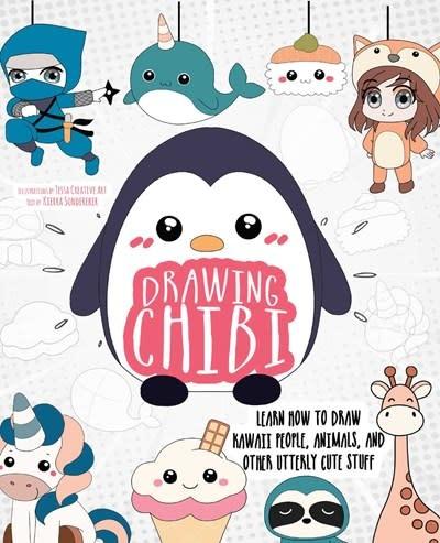 Ulysses Press Drawing Chibi