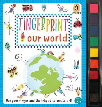 Insight Editions Fingerprint Our World