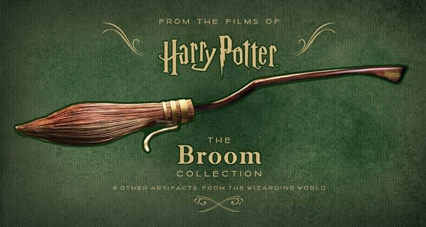 Insight Editions Harry Potter: The Broom Collection