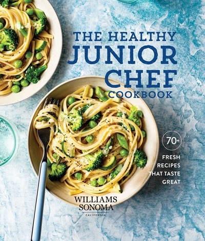 Weldon Owen The Healthy Junior Chef Cookbook