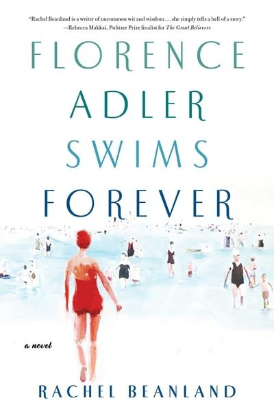 Simon & Schuster Florence Adler Swims Forever