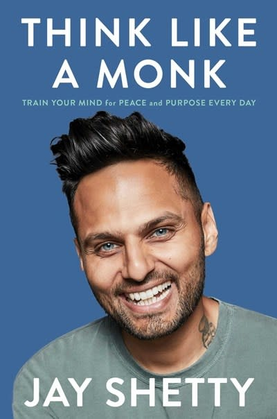 Simon & Schuster Think Like a Monk