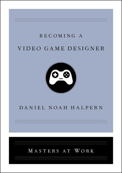 Simon & Schuster Becoming a Video Game Designer