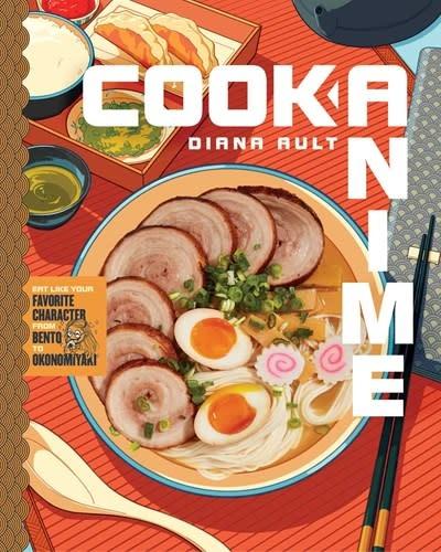 Tiller Press Cook Anime