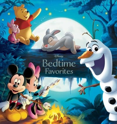 Disney Press Disney: Bedtime Favorites