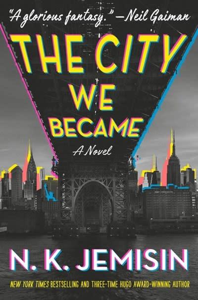 Orbit The City We Became: A Novel