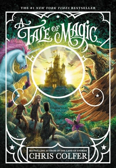 Little, Brown Books for Young Readers A Tale of Magic... 01