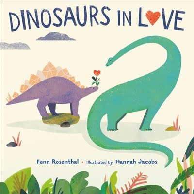 Little, Brown Books for Young Readers Dinosaurs in Love