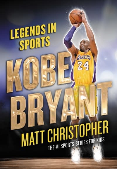 Little, Brown Books for Young Readers Kobe Bryant
