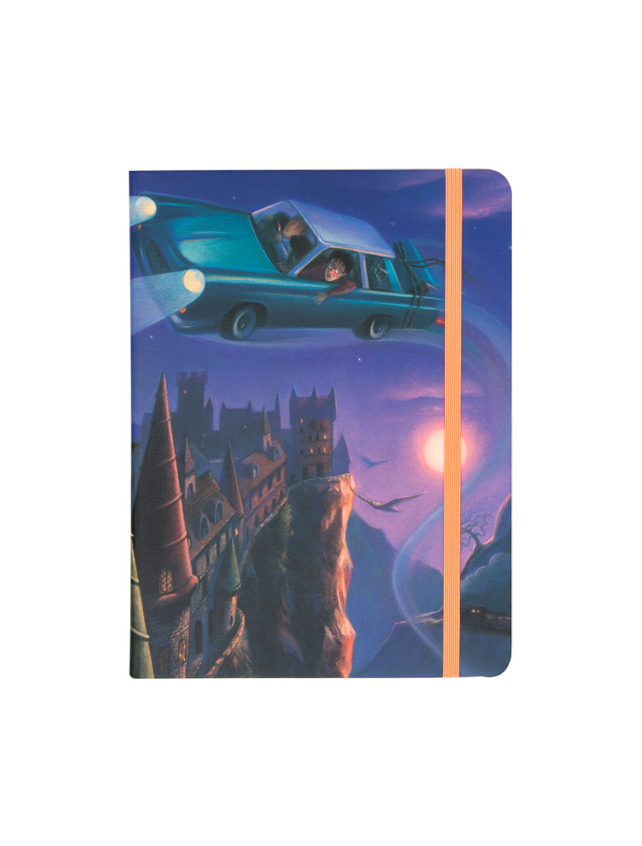 Flying Car - Journal