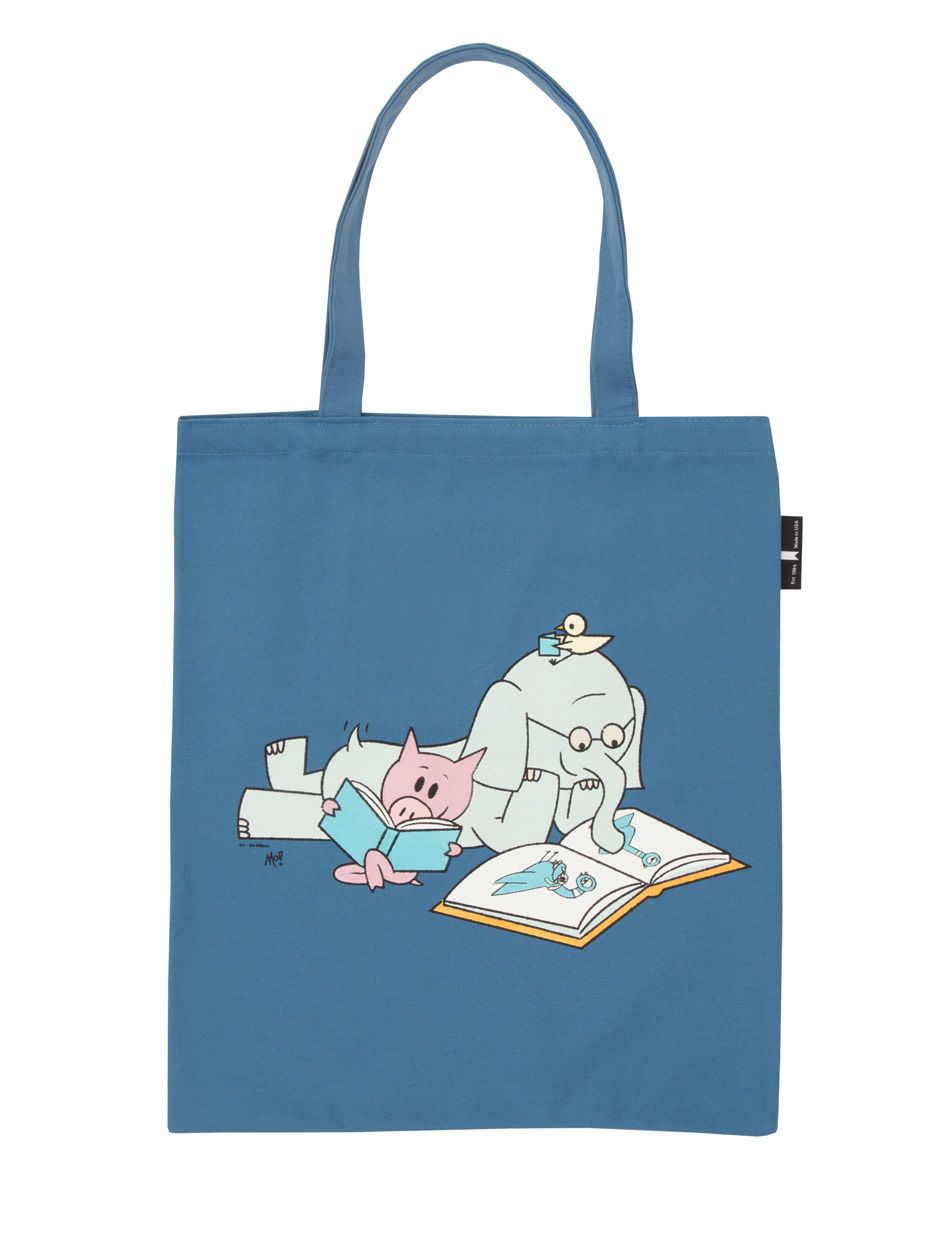 Elephant And Piggie Read Tote