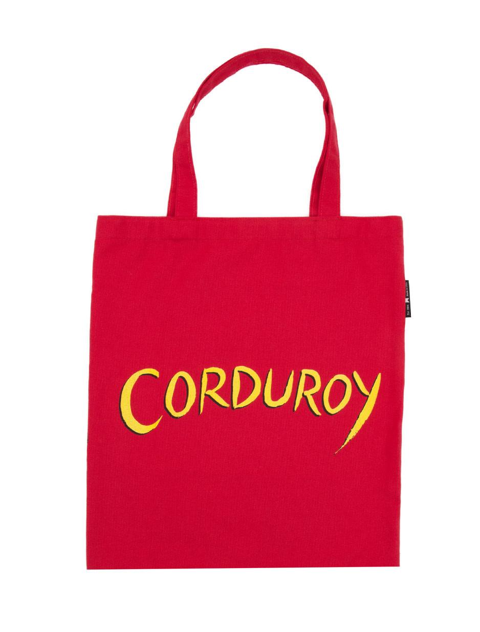 Corduroy Tote