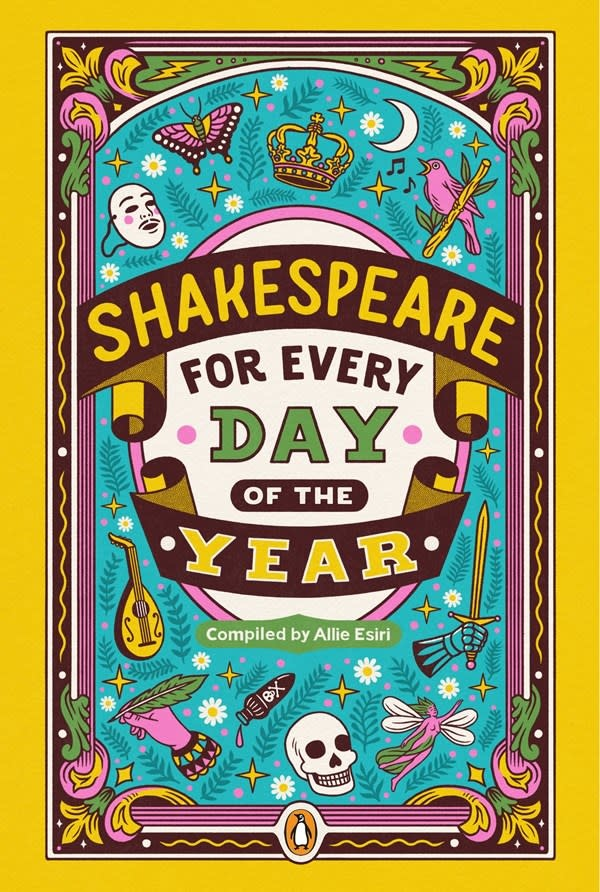 Penguin Books Shakespeare for Every Day of the Year