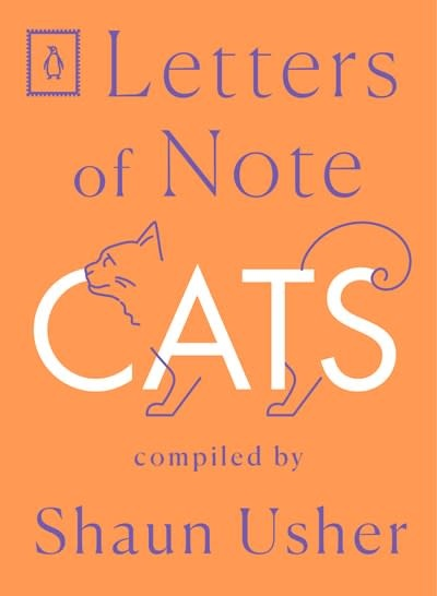 Penguin Books Letters of Note: Cats