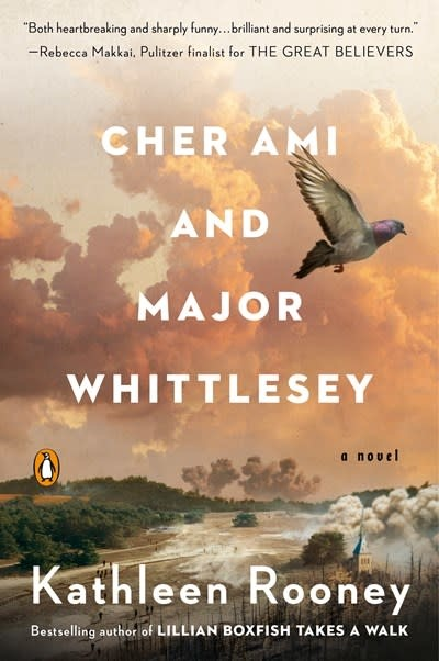 Penguin Books Cher Ami and Major Whittlesey